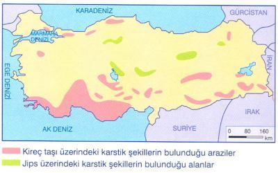 Türkiye'nin Jeomorfolojisi
