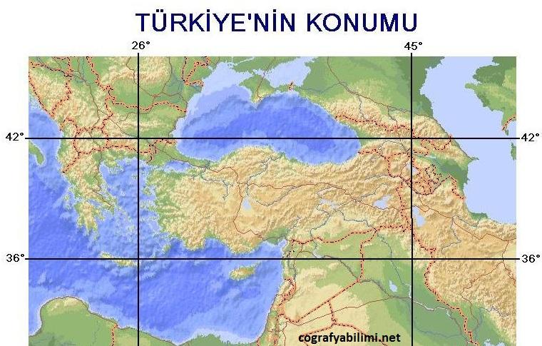 turkiyenin-cografi-konumu